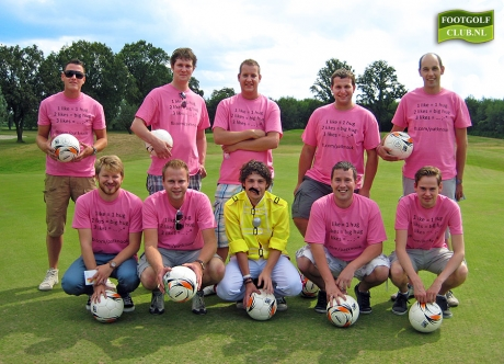 Footgolfteam - Willlemstad