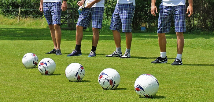 FootGolf <span>Clinic</span>