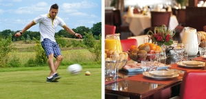 Footgolf & Lunch € 39
