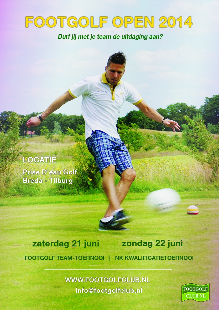 Flyer Footgolf Open 2014